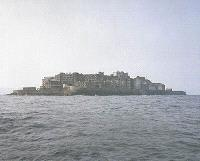 Gunkanjima, l'île cuirassée
