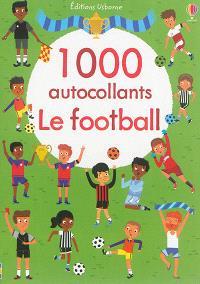 1.000 autocollants : le football