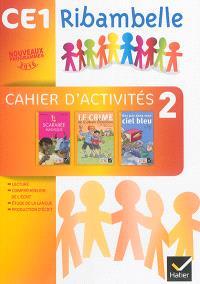 Ribambelle, français CE1 : nouveaux programmes 2016