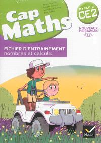 Cap maths CE2, cycle 2 : 16 fichiers