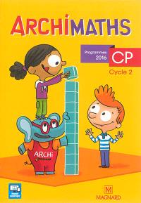 Archimaths CP, cycle 2 : programmes 2016