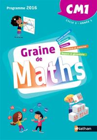 Graine de maths, CM1