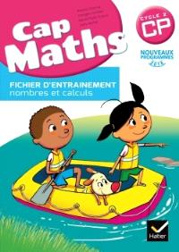 Cap maths CP édition 2016