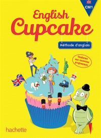 English Cupcake, CM1 : méthode d'anglais