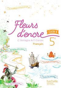 Français 5e, cycle 4 : nouveau programme
