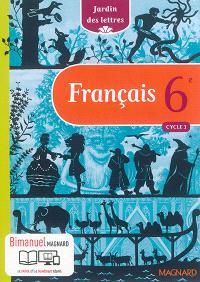 Français 6e, cycle 3 : bimanuel