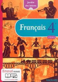 Français 4e, cycle 4 : bimanuel