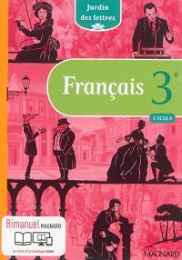 Français 3e, cycle 4 : bimanuel