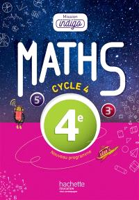Maths 4e, cycle 4