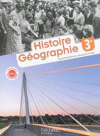 Histoire géographie 3e : nouveau programme 2016
