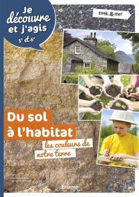 Du sol à l'habitat : les couleurs de notre terre