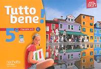 Tutto bene ! : 5e italien LV2 : nouveau programme cycle 4