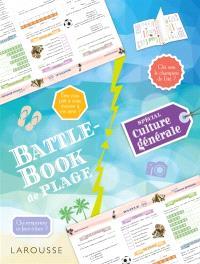 Battle-book de plage : spécial culture générale