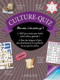 Culture-quiz