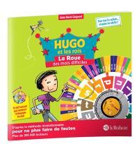 Hugo et les rois, La roue des mots difficiles