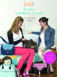 Les sacs et pochettes à coudre de La petite cabane de Mavada : 23 modèles féminins avec patrons en taille réelle