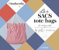 Les sacs tote bags : plus de 20 créations DIY