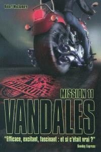Cherub. Volume 11, Vandales