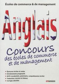 L'anglais au concours des écoles de commerce et de management