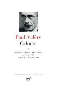 Cahiers. Volume 1
