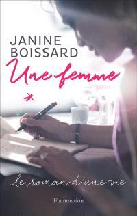 Une femme : le roman d'une vie