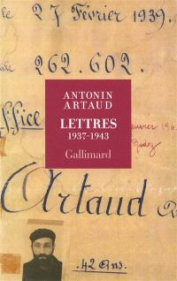 Lettres : 1937-1943