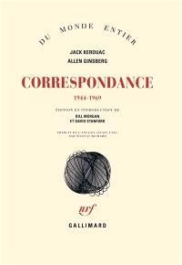 Correspondance : 1944-1969