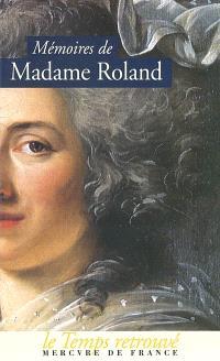 Mémoires de madame Roland