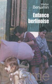 Enfance berlinoise vers 1900 : version dite de Giessen, 1932-1933