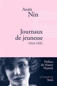 Journaux de jeunesse : 1914-1931