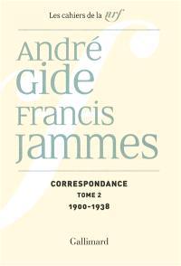 Correspondance. Volume 2, 1900-1938