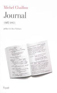 Journal, 1987-2012