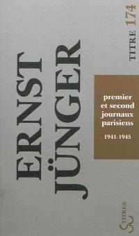 Premier et second journaux parisiens : journal : 1941-1945