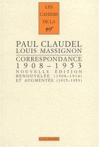 Correspondance, 1908-1953 : nouvelle édition renouvelée (1908-1914) et augmentée (1915-1953)