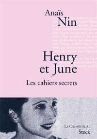 Henry et June : les cahiers secrets