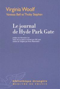 Le journal de Hyde Park Gate
