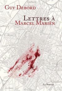 Lettres à Marcel Mariën