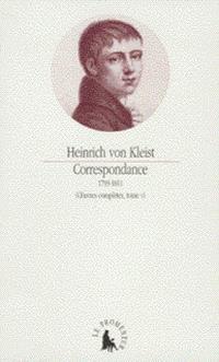 Oeuvres complètes. Volume 5, Correspondance complète : 1793-1811