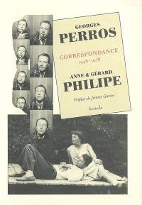 Correspondance : 1946-1978
