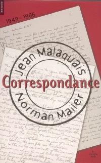 Correspondance : 1949-1986