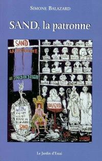 Sand, la patronne