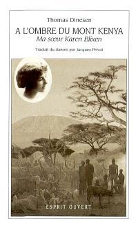 A l'ombre du mont Kenya