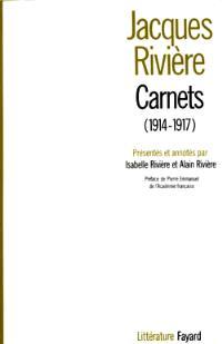 Carnets (1914-1917)