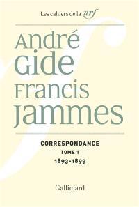 Correspondance. Volume 1, 1893-1899