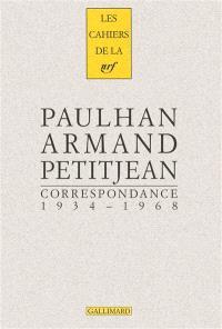 Correspondance 1934-1968