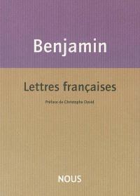 Lettres françaises
