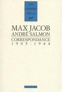 Correspondance : 1905-1944