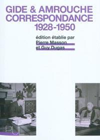 Correspondance : 1928-1950