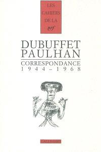 Correspondance 1944-1968