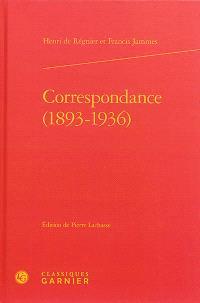 Correspondance, 1893-1936